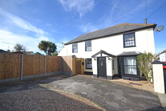 Thumbnail Detached house for sale in East Street, Selsey