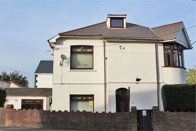 Thumbnail Detached house for sale in Beaufort Road, Ebbw Vale, Blaenau Gwent