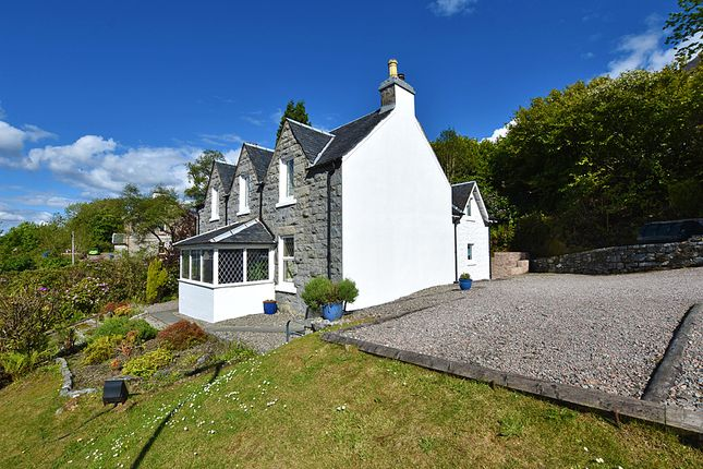 Thumbnail Detached house for sale in Lundavra Road, Fort William