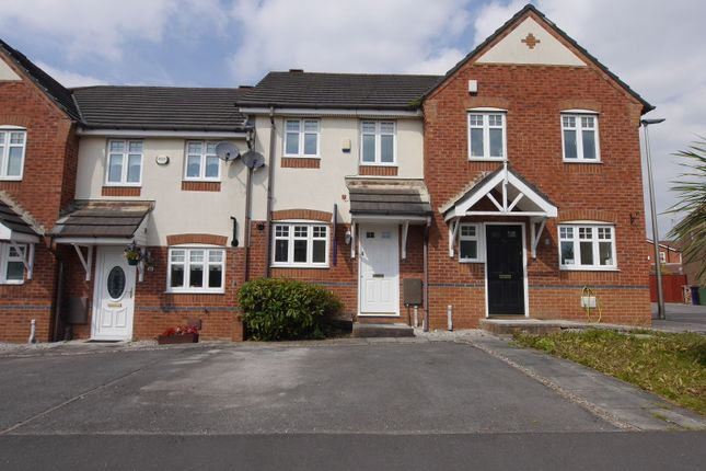 Thumbnail Town house to rent in Blackberry Drive, Hindley