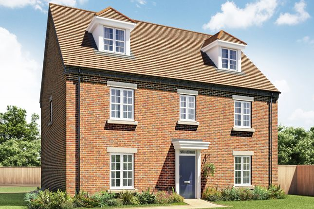 Thumbnail Detached house for sale in Plot 240, The Kensington, Heanor Road, Smalley, Ilkeston, Derbyshire