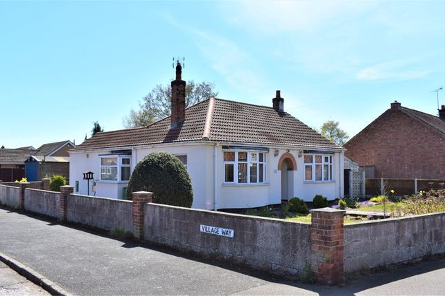 Thumbnail Detached bungalow for sale in Marsh Lane, Farndon, Newark