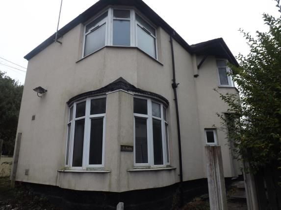 Thumbnail Detached house for sale in Mostyn Road, Greenfield, Holywell, Flintshire