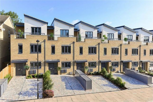 Thumbnail Terraced house for sale in The Mews, Vicars Moor Lane, Winchmore Hill, London
