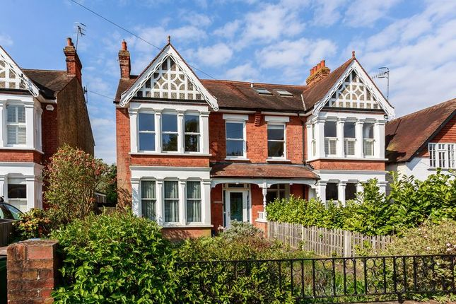 Thumbnail Property for sale in Leigh Road, Cobham