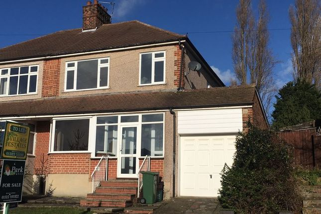 Semi-detached house for sale in Bladindon Drive, Bexley