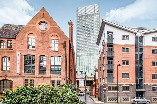 2 bed flat to rent in Little Peter Street, Manchester