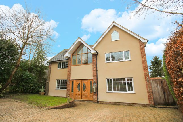 Thumbnail Detached house to rent in Harvest Hill, East Grinstead