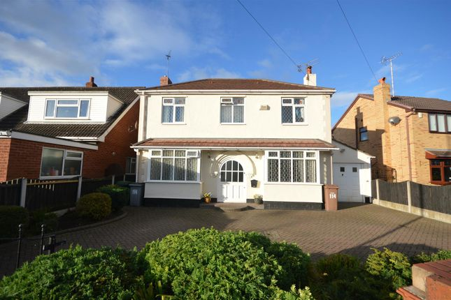 3 bed detached house for sale in Borrowdale Road, Moreton, Wirral