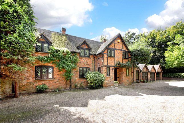 Thumbnail Detached house for sale in Burchetts Green Lane, Burchetts Green, Maidenhead, Berkshire
