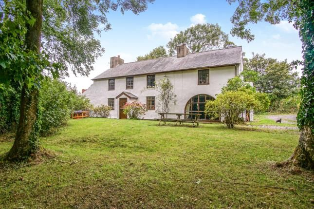 Thumbnail Detached house for sale in Dwyran, Sir Ynys Mon, Anglesey, North Wales