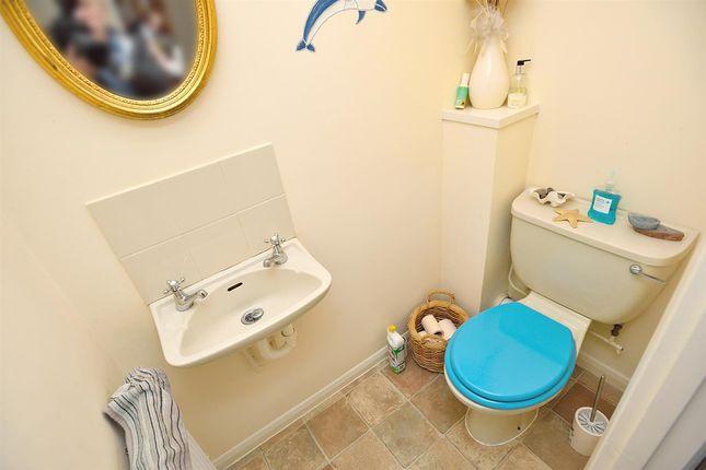 Cloakroom of Edgecote, Great Holm, Milton Keynes MK8
