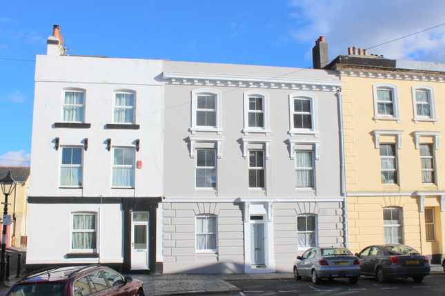 Front of Wolsdon Place, Wyndham Square, Plymouth PL1