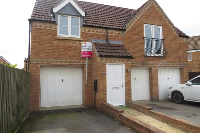 Thumbnail Flat to rent in Mountfield Way, Dinnington, Sheffield