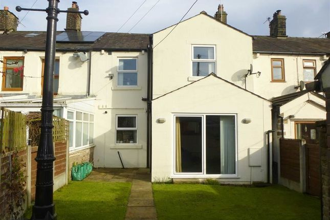 Thumbnail Terraced house for sale in Adderley Place, Glossop, Derbyshire
