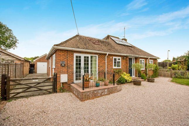 Thumbnail Detached bungalow for sale in Pack Lane, Kempshott, Basingstoke