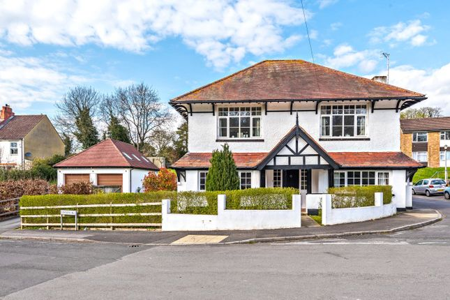 Thumbnail Detached house for sale in Strouds Hill, Chiseldon
