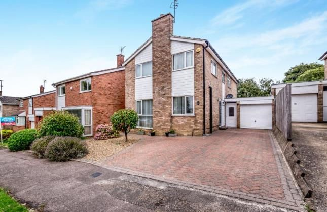 Thumbnail Detached house for sale in Neville Crescent, Bromham, Bedford, Bedfordshire