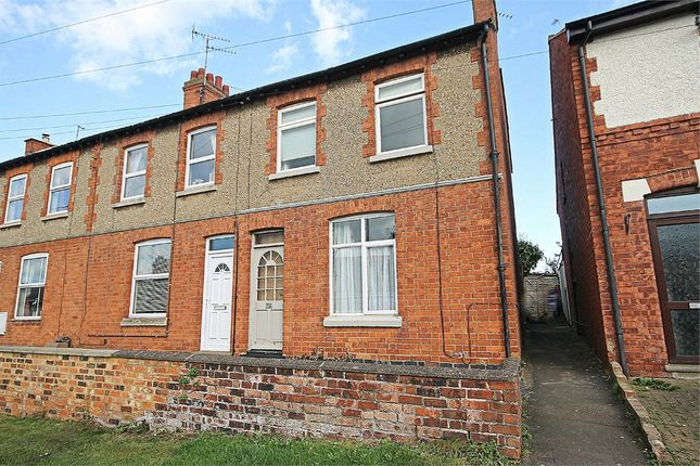2 bed end terrace house for sale in Northampton Road, Brixworth, Northampton