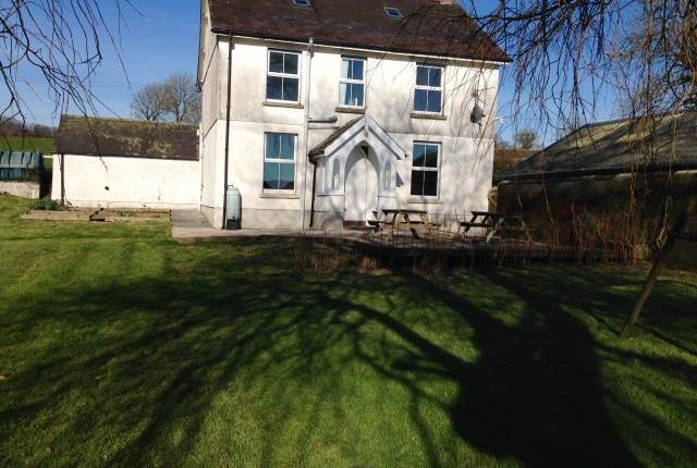 Thumbnail Property to rent in Nantgaredig, Carmarthen