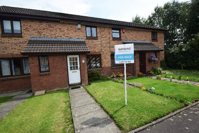 Thumbnail Terraced house for sale in Bennoch Place, Prestwick, South Ayrshire