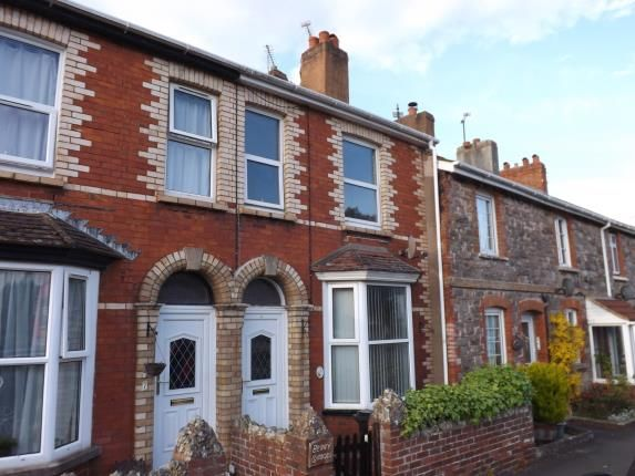 Thumbnail Terraced house for sale in Exminster, Exeter, Devon