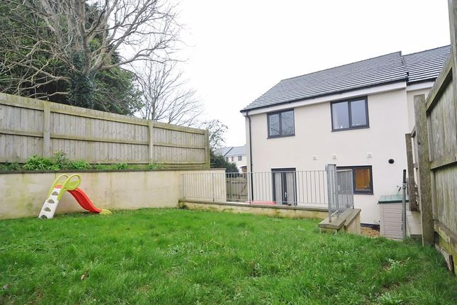 Garden of Harlyn Drive, Plymouth PL2