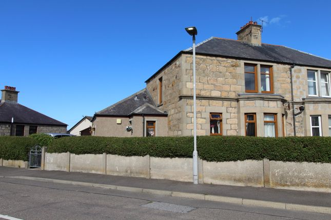 Thumbnail Semi-detached house for sale in Merson Street, Buckie