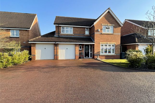 Thumbnail Detached house for sale in Rubery Field Close, Rubery, Birmingham