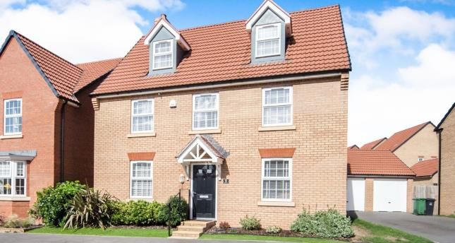 Thumbnail Detached house for sale in Taunton, Somerset, United Kingdom