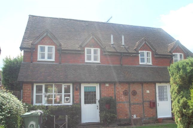 Thumbnail Semi-detached house to rent in Wheelwrights Cottages, Wheelwright Court, Horley