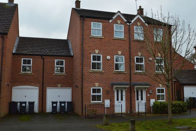 Thumbnail Town house to rent in 43 Ratcliffe Avenue, Kings Norton