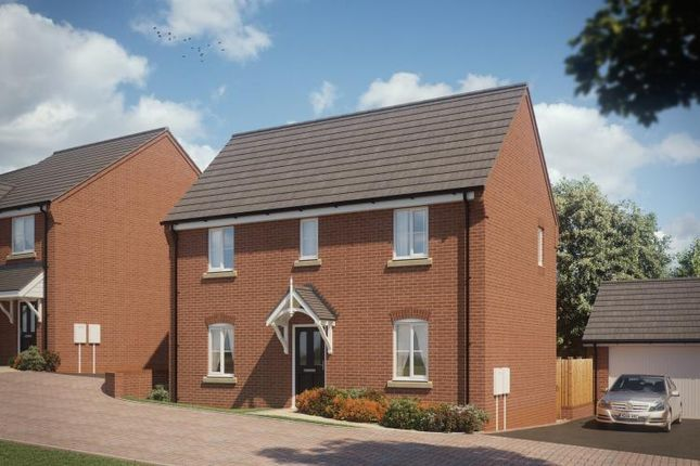 Thumbnail Detached house for sale in Synehurst Avenue, Evesham, Worcestershire
