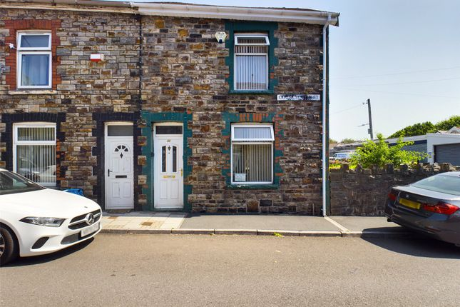 2 bed end terrace house for sale in Council Street, Merthyr Tydfil CF47