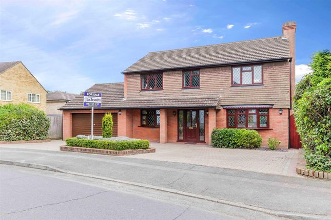 Thumbnail Detached house for sale in Almond Grove, Hempstead, Gillingham