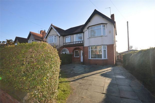 Thumbnail Semi-detached house for sale in Cavendish Drive, Rock Ferry, Merseyside