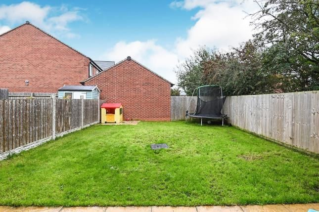Garden of Harebell Lane, Stenson Fields, Derby, Derbyshire DE24