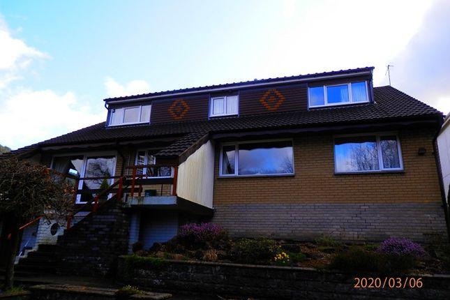 Thumbnail Detached house for sale in Crud-Yr-Awel Station Street, Treherbert, Rhondda Cynon Taff.