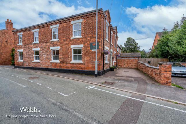 Thumbnail Flat for sale in Main Street, Whittington, Lichfield