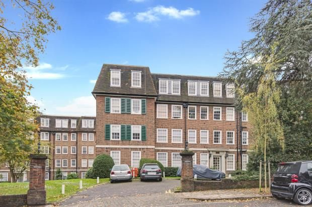 Thumbnail Flat for sale in Greenhill, Prince Arthur Road, Hampstead Village, London