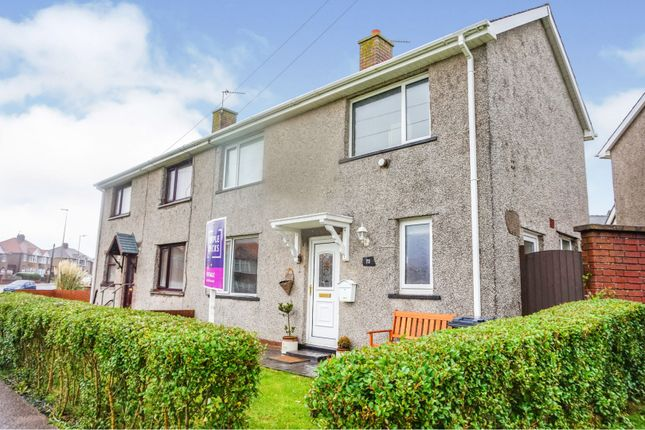 Thumbnail End terrace house for sale in Ocean Road, Barrow-In-Furness
