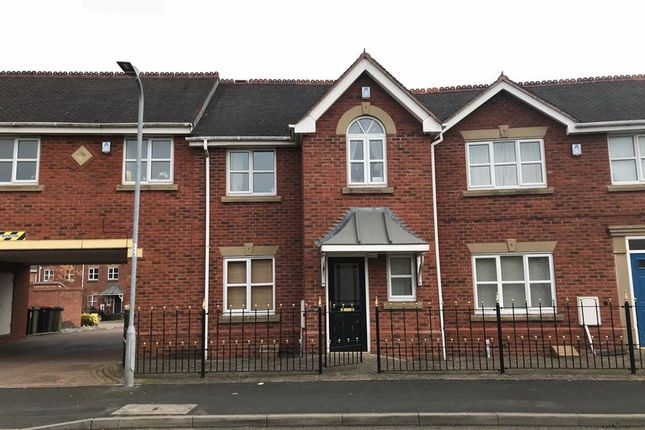 Thumbnail Terraced house to rent in Gatcombe Way, Priorslee, Telford