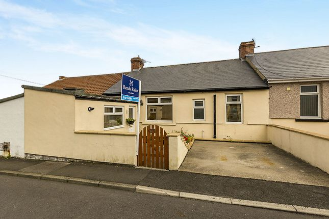 Thumbnail Bungalow for sale in Second Street, Watling Street Bungalows, Leadgate, Consett