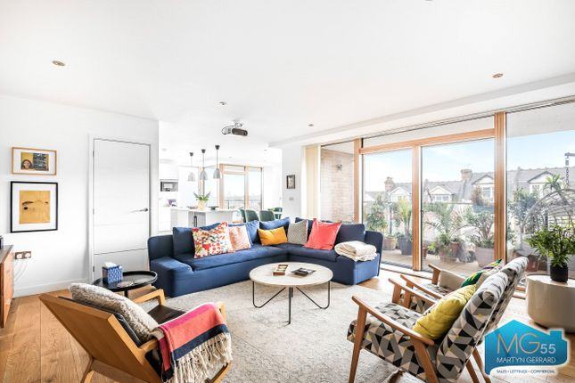Thumbnail Flat to rent in Muswell Hill, Muswell Hill