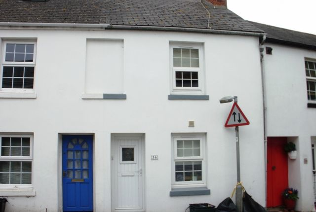 Thumbnail Terraced house to rent in Park Road, Torquay, Devon
