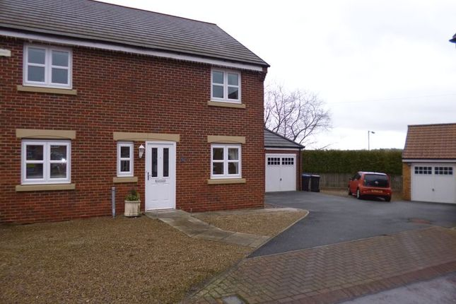 Thumbnail Detached house for sale in St. Phillips Close, Auckland Park, Bishop Auckland