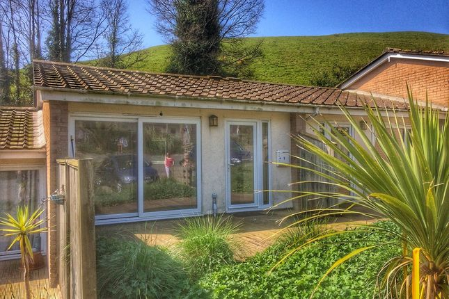 Thumbnail Terraced bungalow for sale in Morweth Court, Trerieve, Downderry, Torpoint