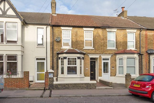 Thumbnail Terraced house to rent in Park Road, Sittingbourne