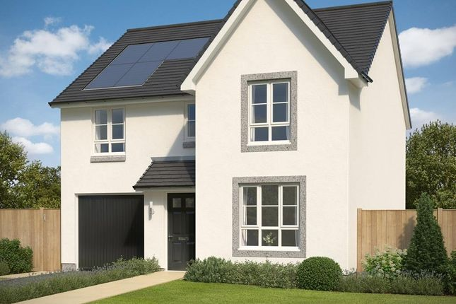 """Thumbnail Detached house for sale in """"Dunbar"""" at Meikle Earnock Road, Hamilton"""