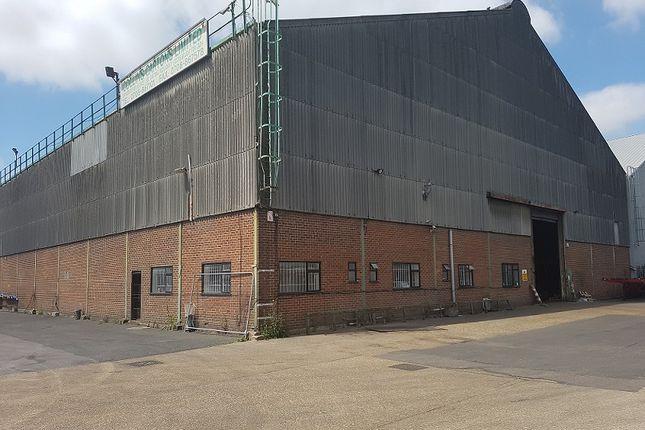 Thumbnail Industrial to let in London Road, Purfleet